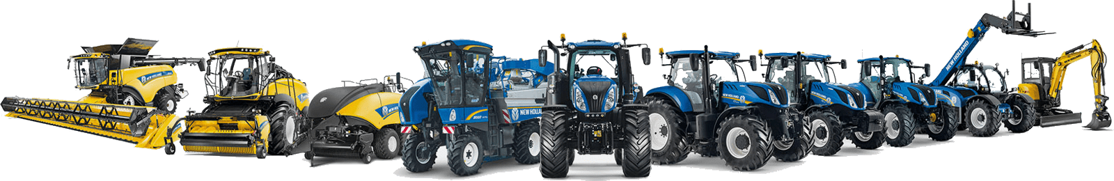 Range New Holland